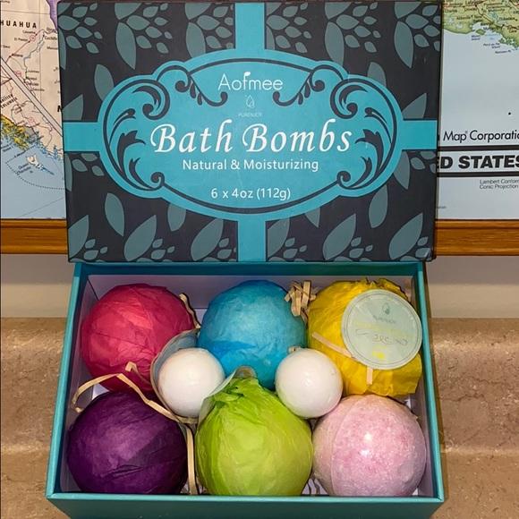 🎁Assorted Bath bombs